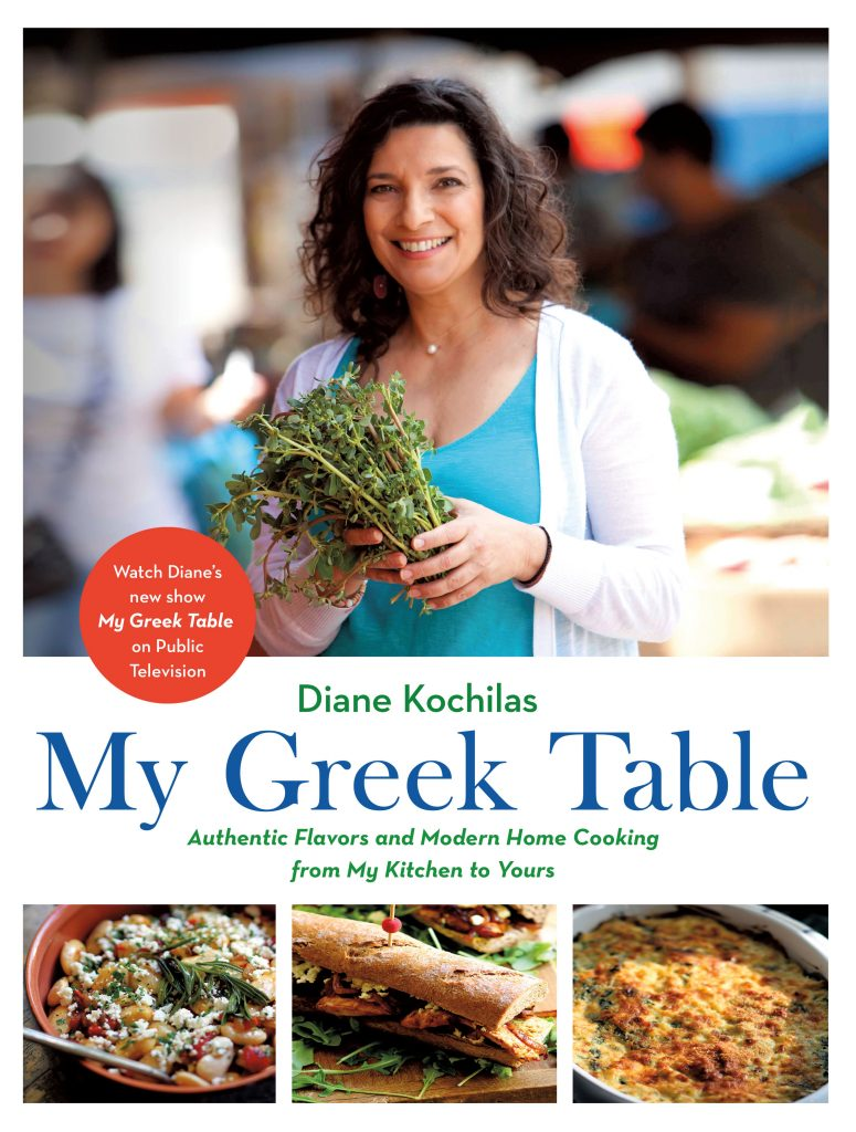 Coming Home to Greece with Diane Kochilas - we said go travel