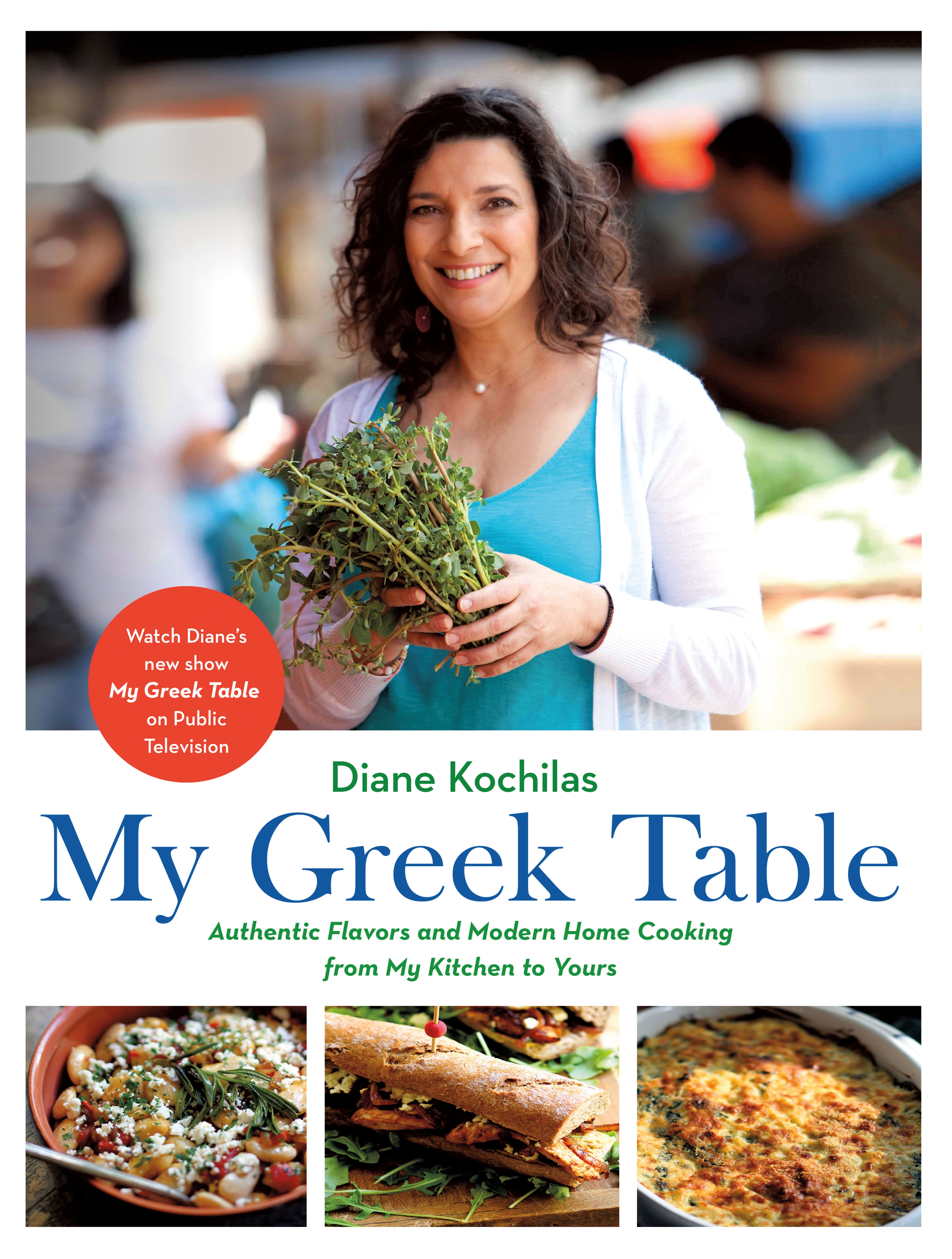 Diane My Greek Table