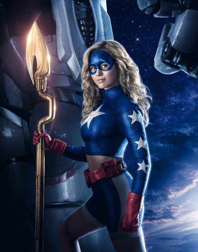 """Lessons from the Newest, Youngest Woman Superhero: """"Stargirl"""""""