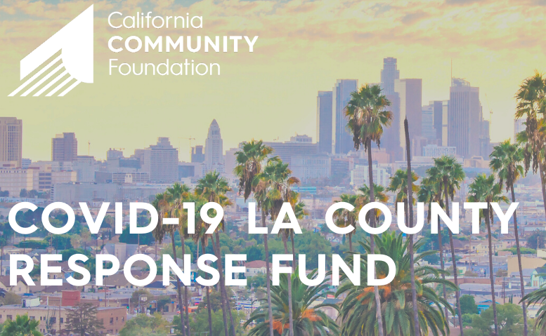 . Paul Getty Trust and the California Community Foundation announce a first major round of support to local art organizations and artists facing historic challenges