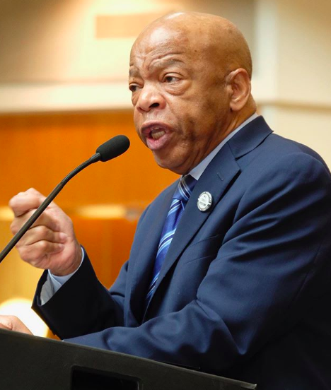 Make Good Trouble: In honor of John Lewis