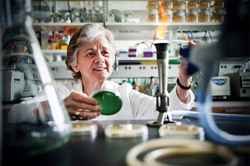 Women Do Need A Lab of Their Own with Rita Colwell