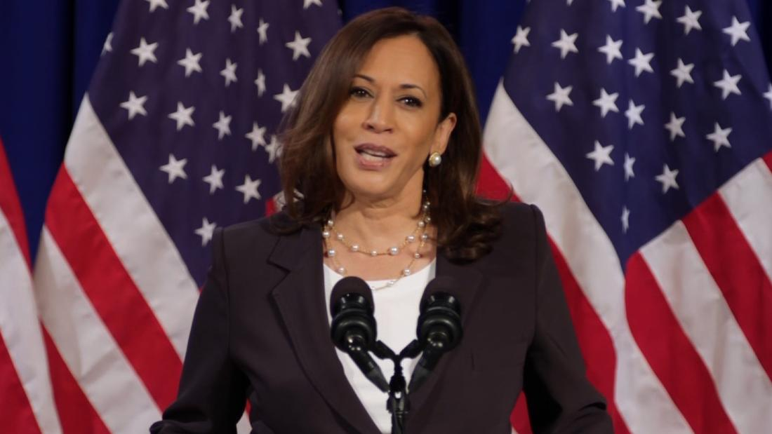 For The People: Kamala Harris