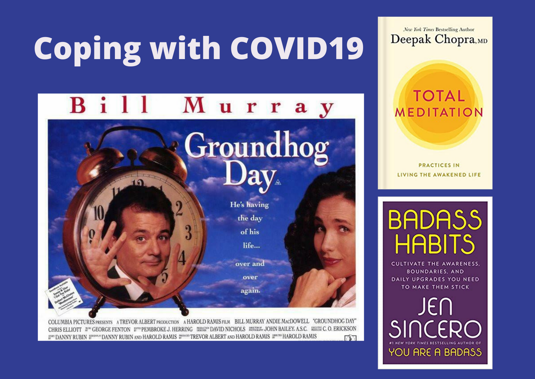 groundhog day canva