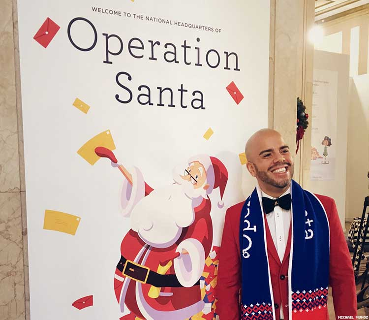 Michael Munoz Operation Santa