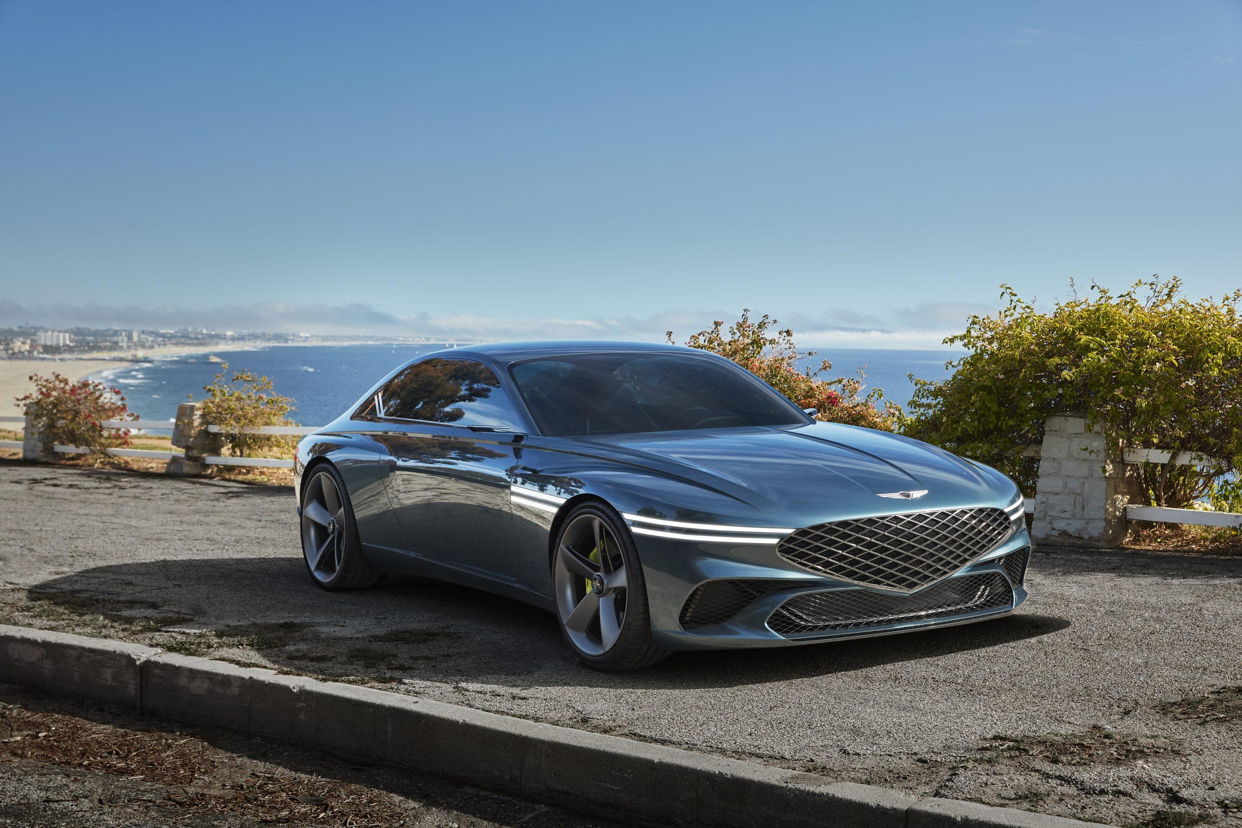 Genesis X car