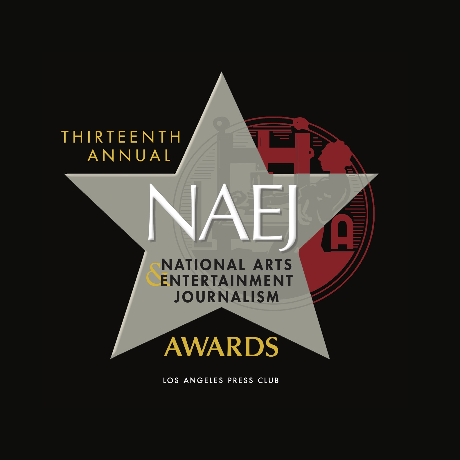 NAEJ awards National Arts Entertainment Journalism awards