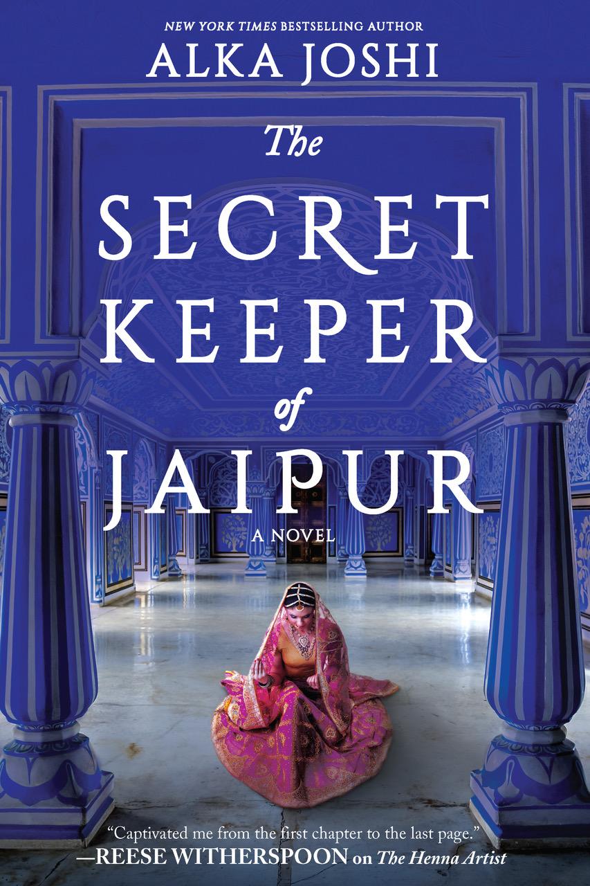 The Secret Keeper of Jaipur Alka Joshi